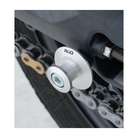 Diabolos R&G RACING M10 x 1.25 argent