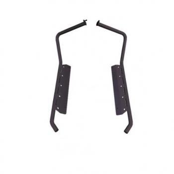 Protections de bas de caisse ART alu noir Yamaha YXZ1000R