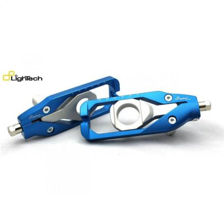 Tendeur de chaine LIGHTECH Cobalt Kawasaki ZX10R - TEKA002COB