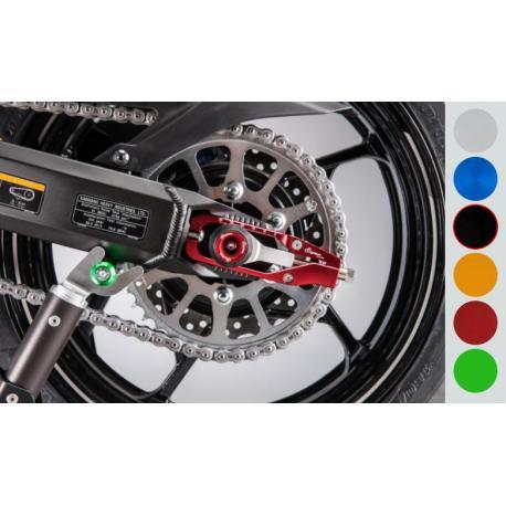 Tendeur de chaine LIGHTECH noir Kawasaki Z900