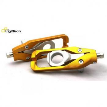 Tendeur de chaine LIGHTECH or Suzuki GSX-R1000 - TESU005ORO