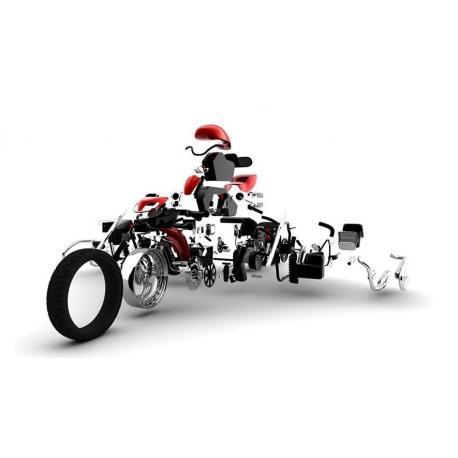Pièce détachée - Rotule de pédale de frein R&G RACING pour 448113