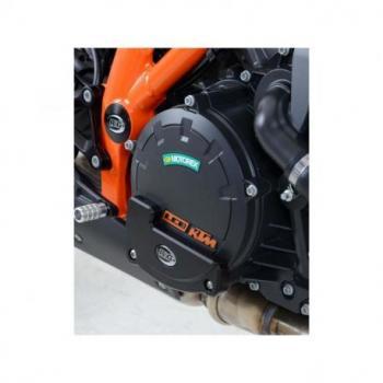 Slider moteur droit R&G RACING noir KTM 1290 Super Duke GT