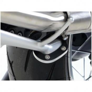 Patin de béquille R&G RACING alu Triumph Thruxton/Thruxton R