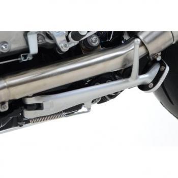 Patin de béquille R&G RACING argent Triumph Bonneville 1200