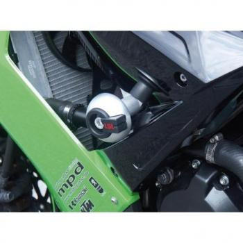 KIT FIXATION CRASH PAD POUR ZX10R 2008