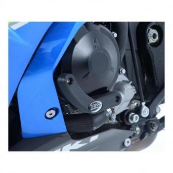 Slider moteur gauche R&G RACING noir Suzuki GSX-R1000
