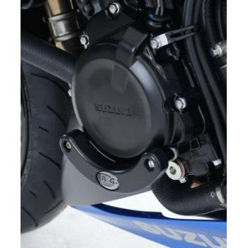 Slider moteur gauche R&G RACING noir Suzuki GSX-S1000