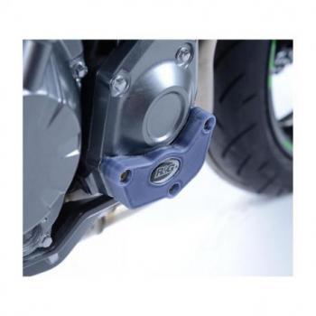 Slider moteur droit R&G RACING noir Kawasaki Z900