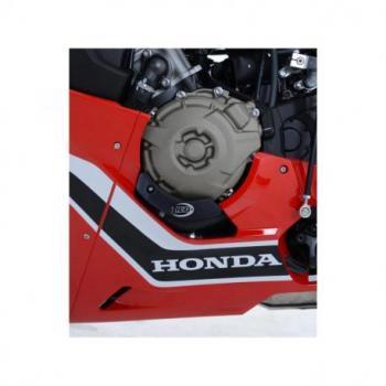 Slider moteur gauche R&G RACING noir Honda CBR1000RR