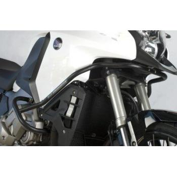 Protections latérales R&G RACING Adventure noir Honda