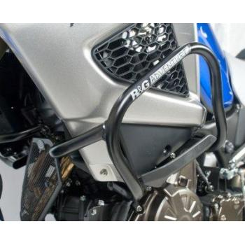 Protection latérales R&G RACING noir BMW/Husqvarna