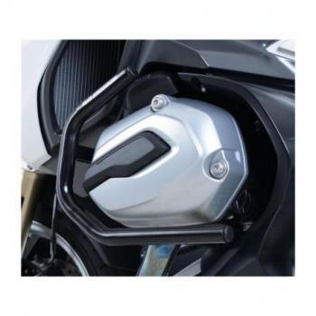 Protections latérales R&G RACING noir BMW R1200RT