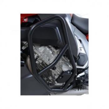 Protections latérales R&G RACING noir BMW K1600 GT