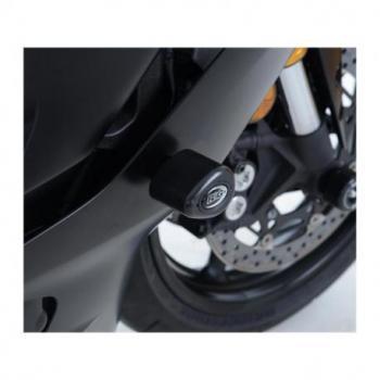 Tampons de protection R&G RACING Aero noir Yamaha YZF-R6