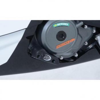 Slider moteur gauche R&G RACING noir KTM RC390