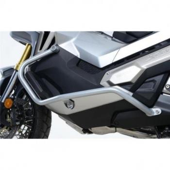 Protections latérales R&G RACING noir Honda X-ADV