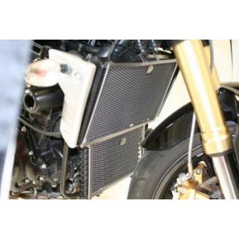 Protection de radiateur (eau & huile) R&G RACING noir Suzuki GSX-R1000