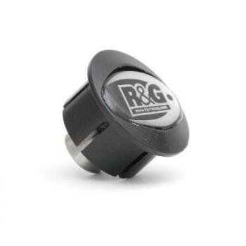 Insert de cadre haut gauche/droit R&G RACING pour YZF-R6 06-09