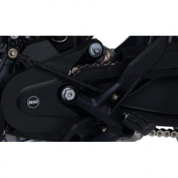 Kit protection de cadre R&G RACING noir (3 pièces) KTM 790 Duke