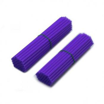 """Couvre rayon ART violet pour roue avant 21""""/roue arrière 18""""-19"""""""