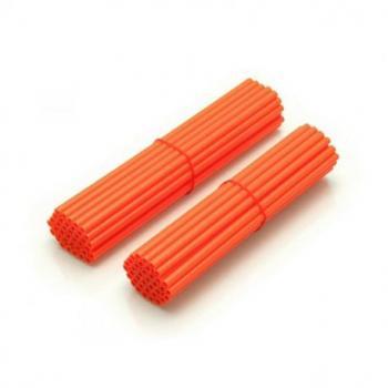 """Couvre rayon ART orange pour roue avant 21""""/roue arrière 18""""-19"""""""