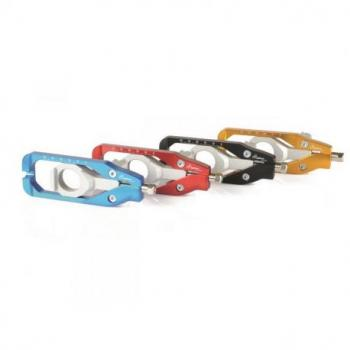 Tendeurs de courroie LIGHTECH cobalt (la paire)