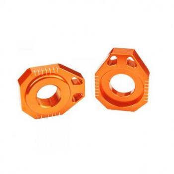 Tendeur de chaîne SCAR orange KTM