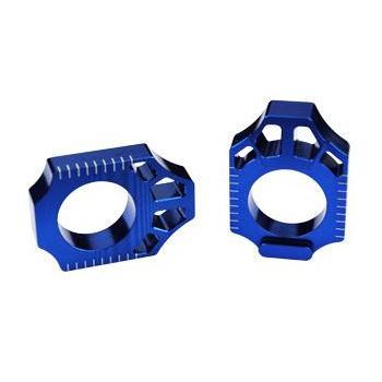 Tendeur de chaîne SCAR bleu Sherco SE/SEF
