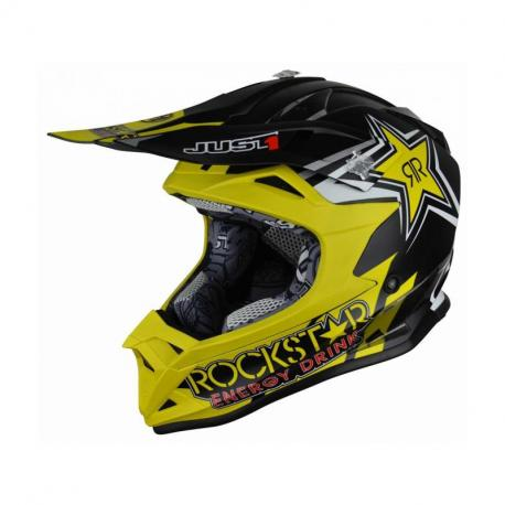 Casque JUST1 J32 Pro Rockstar 2.0 taille XS