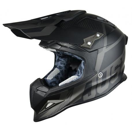 Casque JUST1 J12 Unit Black taille XS