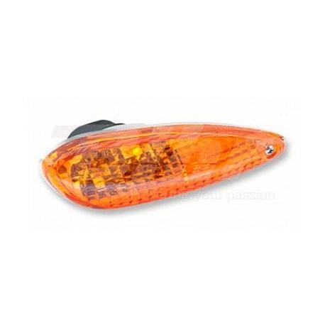 Clignotant gauche V PARTS type origine orange Suzuki AY Katana