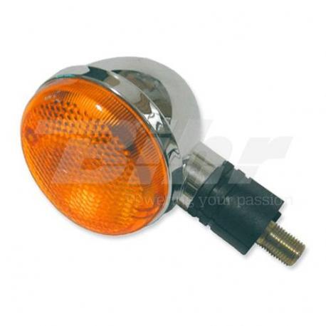 Clignotant droit V PARTS type origine orange Aprilia 50 Classic