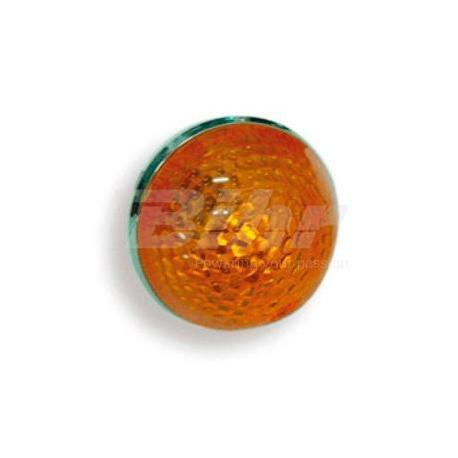 Clignotant avant droit/gauche V PARTS type origine orange Aprilia 150 Habana