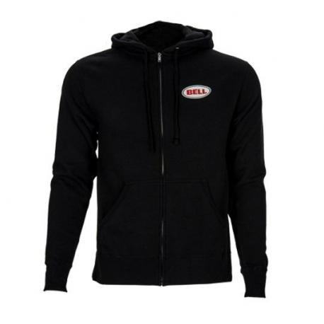 Sweat à capuche BELL Choice Of Pro noir taille XS