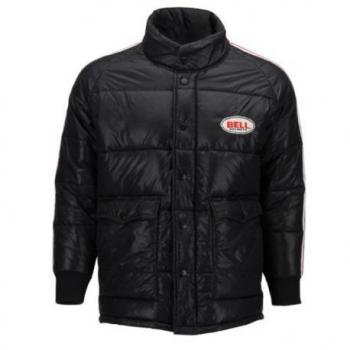 Veste BELL Classic Puffy noir taille S