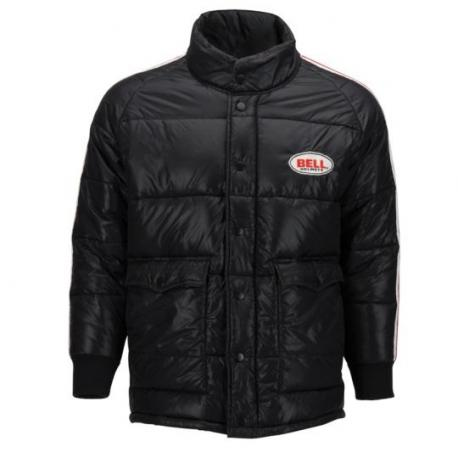 Veste BELL Classic Puffy noir taille L