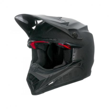 Casque BELL Moto-9 Flex Syndrome Matte Black taille XS