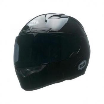 Casque BELL Qualifier DLX Solid noir taille L