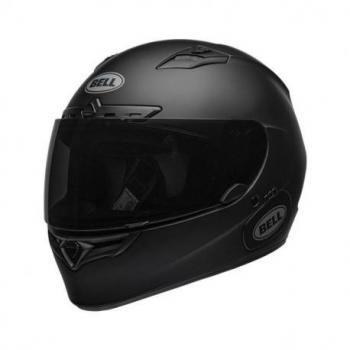 Casque BELL Qualifier DLX Solid Matte Black taille M