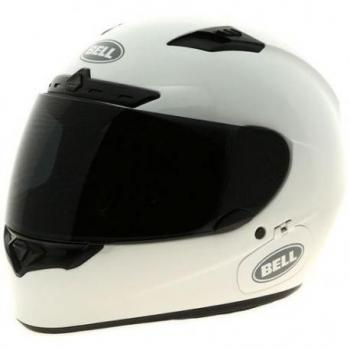 Casque BELL Qualifier DLX Gloss Solid White taille S