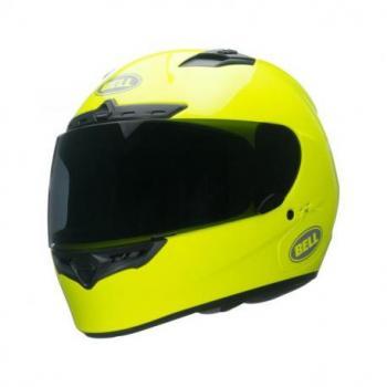 Casque BELL Qualifier DLX HI-VIZ Yellow taille M