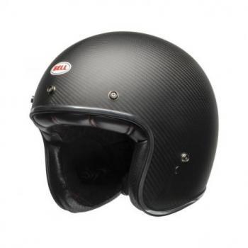 Casque BELL Custom 500 Carbon Matte taille XXL