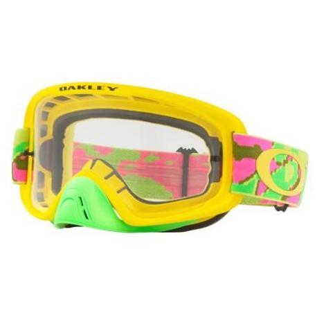 Masque OAKLEY O Frame 2.0 Thermo Camo PYG écran transparent