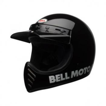 Casque BELL Moto-3 Classic Black taille S