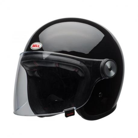 Casque BELL Riot Solid noir taille XL