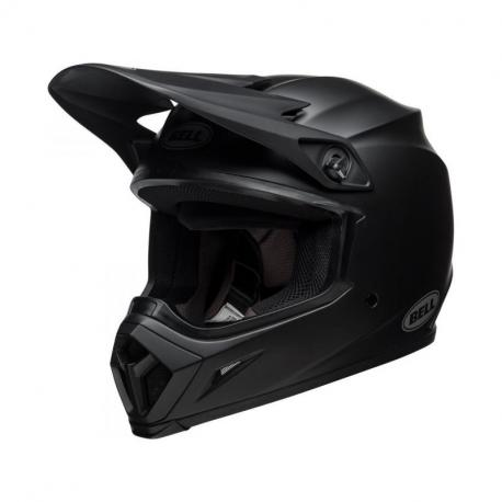 Casque BELL MX-9 Mips Solid Matte Black taille XL