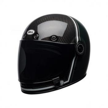 Casque BELL Bullitt Carbon RSD Gloss/Matte Green Range taille XL