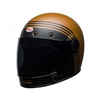Casque BELL Bullitt Matte Black/Copper Forge taille S