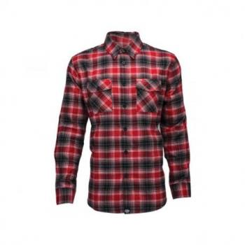 Chemise BELL Dixxon X rouge taille L